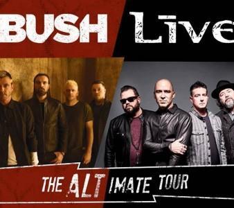 BUSH & LIVE