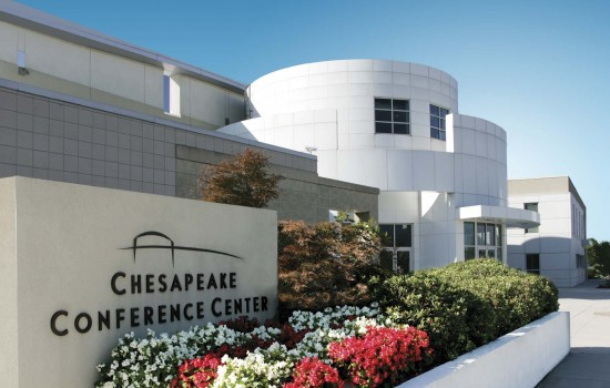 Chesapeake Conference Center Named The COVID Business Resiliency Leader for Mid-Sized Business by The Hampton Roads Chamber