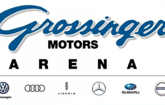 Grossinger Motors Awarded Coliseum Naming Rights