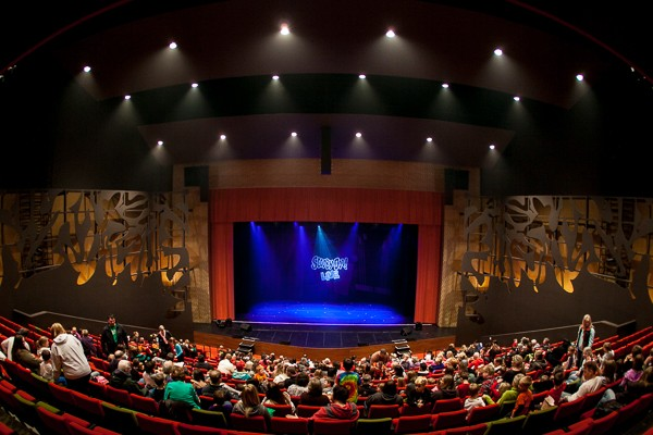 Ames center venuworks for Burnsville theater