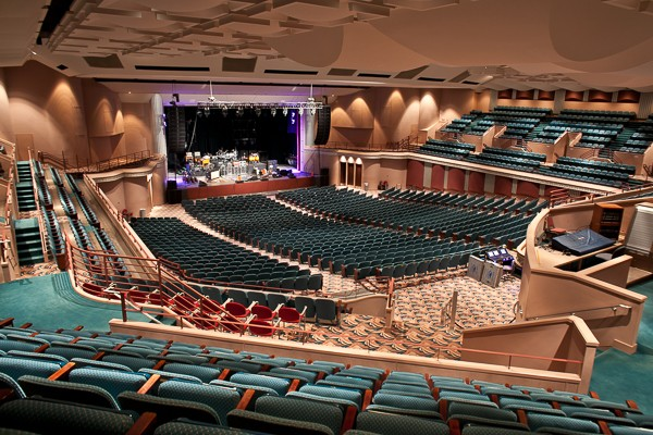 Hd Image Of Topeka Performing Arts Center Venuworks