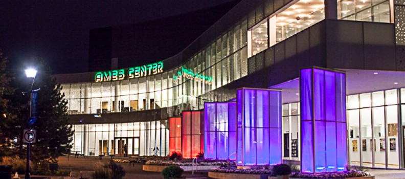 VenuWorks Renews Contract with City of Burnsville  for Management of the Ames Center