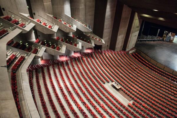 Stephens Auditorium - venuworks