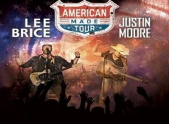 LEE BRICE & JUSTIN MOORE