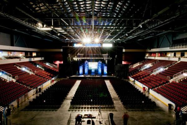 United Wireless Arena - venuworks
