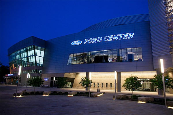 ford center venuworks. Cars Review. Best American Auto & Cars Review