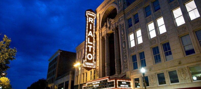 VenuWorks-Managed Rialto Square Theatre Nominated for 55th Academy of Country Music AwardsTM for Theatre of the Year