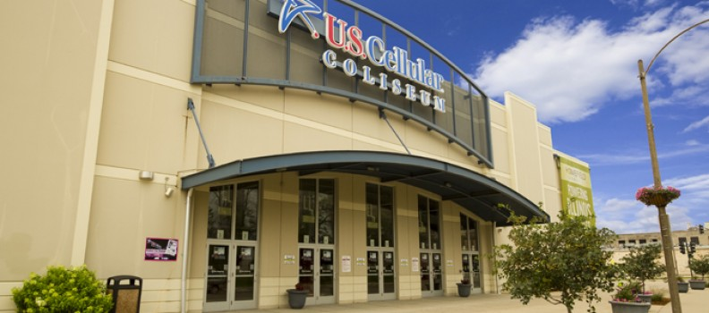 VenuWorks Named New Management Company of the U.S. Cellular Coliseum in Bloomington, IL